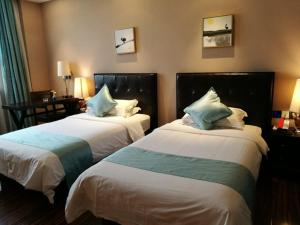 Limone Hotel, Hotely  Suzhou - big - 5