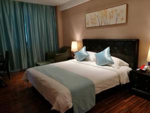 Limone Hotel, Отели  Сучжоу - big - 7