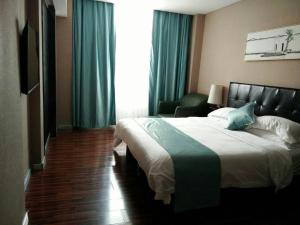 Limone Hotel, Hotely  Suzhou - big - 9