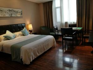 Limone Hotel, Hotely  Suzhou - big - 10