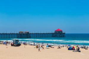 HB-319 - Huntington Happy Place Studio Apartment, Apartmanok  Huntington Beach - big - 15