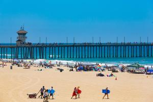 HB-319 - Huntington Happy Place Studio Apartment, Apartmanok  Huntington Beach - big - 16
