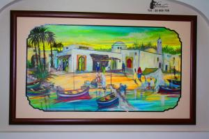 Тунис - Hotel Saheb Ettabaa