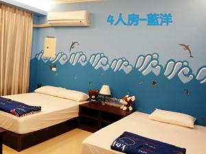 Passion, Bed & Breakfasts  Magong - big - 14