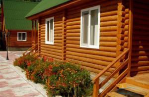 Guest house Eko, Penzióny  Ashitsra - big - 8