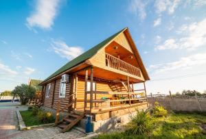 Guest house Eko, Penziony  Ashitsra - big - 7