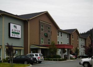 Nearby hotel : Aspen Suites Hotel Juneau