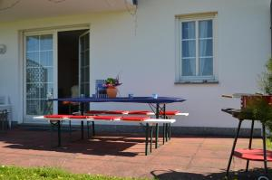 TSS Ferienwohnung _Landtraum_, Дома для отпуска  Neddesitz - big - 4