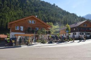 Bergsteiger-Hotel Grüner Hut - Oberjoch-Hindelang