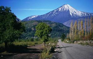 Rumbo Antuco, Lodges  El Abanico - big - 17