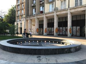Magheru Apartment, Apartmány  Bukurešť - big - 29