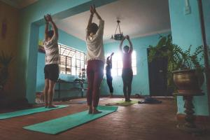 Moksha Yoga and Surf Hostel, Хостелы  Huanchaco - big - 39