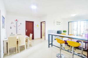 Senran (Xinjiayuan) Apartment, Апартаменты  Чжухай - big - 100