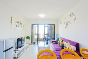 Senran (Xinjiayuan) Apartment, Апартаменты  Чжухай - big - 37
