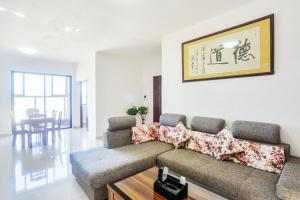 Senran (Xinjiayuan) Apartment, Апартаменты  Чжухай - big - 35
