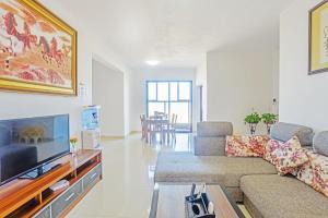 Senran (Xinjiayuan) Apartment, Апартаменты  Чжухай - big - 31