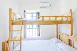 Senran (Xinjiayuan) Apartment, Апартаменты  Чжухай - big - 28