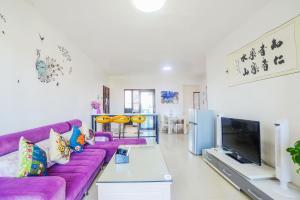 Senran (Xinjiayuan) Apartment, Апартаменты  Чжухай - big - 23