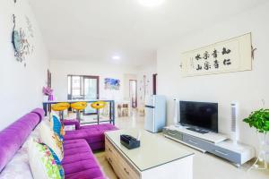 Senran (Xinjiayuan) Apartment, Апартаменты  Чжухай - big - 26