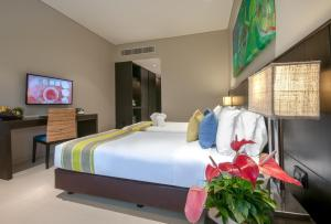 Thanyapura Health & Sports Resort, Hotels  Thalang - big - 7