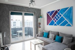 Apartament Winogrady Hawelańska