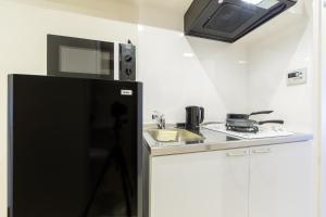Mebius Namba Residence, Apartments  Osaka - big - 6