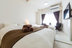 Mebius Namba Residence, Apartments  Osaka - big - 1