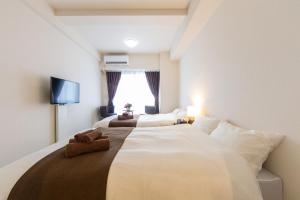 Mebius Namba Residence, Apartments  Osaka - big - 8