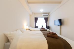 Mebius Namba Residence, Apartments  Osaka - big - 16