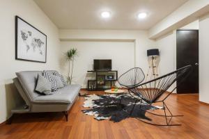 Romantico y Acogedor, Appartamenti  Città del Messico - big - 1