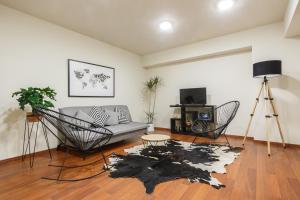 Romantico y Acogedor, Appartamenti  Città del Messico - big - 9