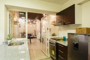 Romantico y Acogedor, Appartamenti  Città del Messico - big - 6