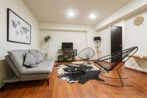 Romantico y Acogedor, Appartamenti  Città del Messico - big - 2