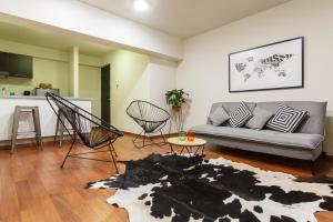 Romantico y Acogedor, Appartamenti  Città del Messico - big - 18