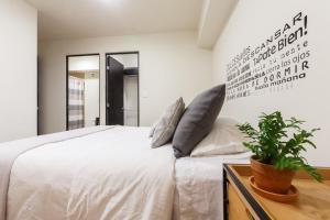 Romantico y Acogedor, Appartamenti  Città del Messico - big - 16