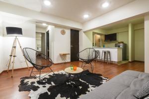 Romantico y Acogedor, Appartamenti  Città del Messico - big - 10