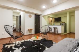 Romantico y Acogedor, Appartamenti  Città del Messico - big - 8