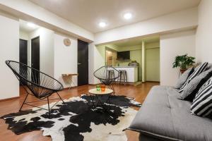 Romantico y Acogedor, Appartamenti  Città del Messico - big - 5