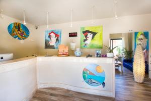 La Playa Blanca, Hotels  Santo Stefano di Camastra - big - 79