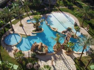 Atico Paraiso, Ferienwohnungen  Alicante - big - 3