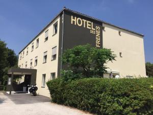 Hôtel des Frênes Euromédecine, Hotels  Montpellier - big - 29