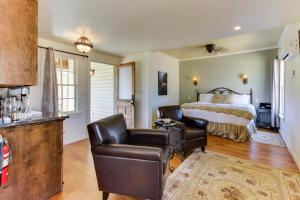 Wine Country Cottages on Main, Дома для отпуска  Fredericksburg - big - 40