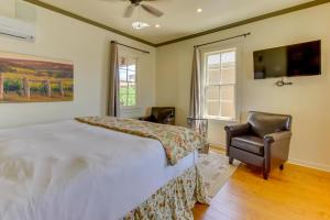 Wine Country Cottages on Main, Дома для отпуска  Fredericksburg - big - 47