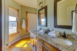 Wine Country Cottages on Main, Дома для отпуска  Fredericksburg - big - 46