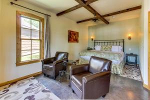 Wine Country Cottages on Main, Дома для отпуска  Fredericksburg - big - 29