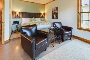 Wine Country Cottages on Main, Дома для отпуска  Fredericksburg - big - 45