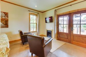Wine Country Cottages on Main, Дома для отпуска  Fredericksburg - big - 20
