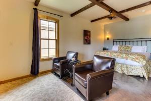 Wine Country Cottages on Main, Дома для отпуска  Fredericksburg - big - 21