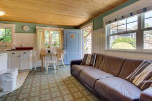 Hidden Villa Cottage #3 - The Garden Cottage