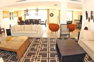 Izcalli Luxury Villa, Vily  Playa del Carmen - big - 6